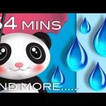 Songs Featuring Water | Plus Lots More Nursery Rhymes | From LittleBabyBum!