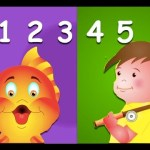 12345 Once I Caught a Fish Alive – Nursery Rhymes For Children