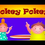 Hokey Pokey Song With Lyrics – Nursery Rhymes For Children