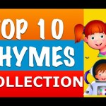Top Nursery Rhymes Collection – Animated Rhymes For Children