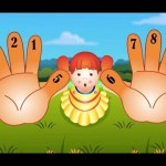 Ten Little Fingers Nursery Rhymes – Counting Song For Children