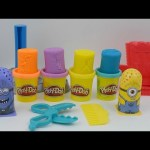 2015 Play Doh Minions Disguise Lab from the NEW Despicable Me Movie
