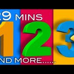 Numbers Songs | And More! | 29 Minutes Collection of Learning 123s Videos from LittleBabyBum!