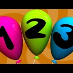 Numbers Song | Nursery Rhymes For Kids | Kids TV Children's Song