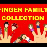 Finger Family Collection – 15 Finger Family Nursery Rhymes | Daddy Finger Nursery Rhymes