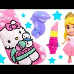 Hello Kitty TOY Stocking – – – Disney Princesses, Shopkins, Doc McStuffins Christmas Toys