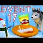 Toy Advent Calendar Day 17 – – Shopkins LEGO Friends Play Doh Minions My Little Pony Disney Princess