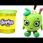 SHOPKINS Play doh STOP MOTION Surprises – – – Let's make Shopkins