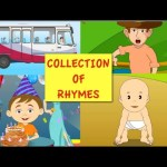 Nursery Rhymes Collection (Wheels on the bus,Happy Birthday,Head Shoulders….)