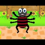 Incy Wincy Spider – Sing-A-Long (Karaoke version with lyrics)