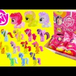 My Little Pony Fashems and Squishy Pops 2 Pack Blind Bags