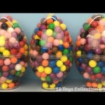 Gumballs Surprise Eggs Finding Dory Disney Frozen Shopkins Marvel Avengers Star Wars Kinder Toy