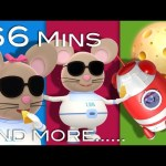 Three Blind Mice | Plus Lots More Nursery Rhymes | From LittleBabyBum!