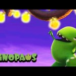 Dinopaws – The Tree With The Colourful Leaf