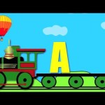Alphabet Train – Learning for Kids