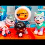 PAW PATROL Nickelodeon Disney Octonauts Gup I Vehicle Paw Patrol Video Toy Unboxing