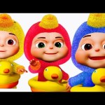 Five Little Ducks Went Out One Day And More | Fancy Babies Nursery Rhymes | Zool Babies Fun Songs