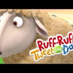 Hide and  Sheep – Ruff Ruff Tweet And Dave