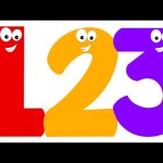 Number Song | Numbers Counting 1 to 10 | Learn Numbers