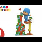 Let's Go Pocoyo! – The Amazing Tower [Episode 17] in HD