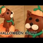 Play Doh Kitty | Halloween Kitty
