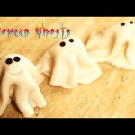 Play Doh Ghost | Halloween