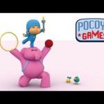 Pocoyo Games – Elly the gymnast! | Rio 2016 Olympics