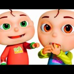 Five Little Babies Tasting Lemon | Five Little Babies Collection | Zool Babies Fun Songs