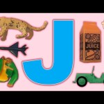 Learn-a-Word Letter of the Week! Week in Review!  The Letter J!