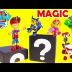 Paw Patrol Magic Pups Turn Into All Star Pups