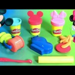 NEW Play Doh Mickey & Friends Tools Set from Disney Junior Mickey Mouse Clubhouse