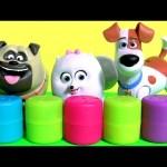 The Secret Life of Pets Talking Toys Mashems & Fashems PJ MASKS TOYS SURPRISE Disney Frozen 。◕‿◕。