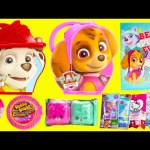 Paw Patrol Skye and Marshall Case Hubba Bubba, My Little Pony, Shopkins and More
