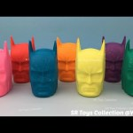 Glitter Play Doh Batman with Molds Fun and Creative for Everyone