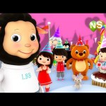 ABC Song | Alphabet Party! | Nursery Rhymes | Original Song By LittleBabyBum!