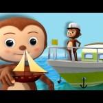 Rub a Dub Dub | Nursery Rhymes | Original Version By LittleBabyBum!