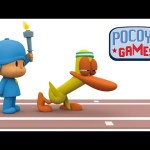 Pocoyo Games – Track & Field | Rio Olympics 2016