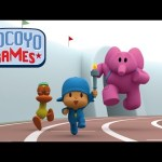 Pocoyo Games – The Race of the Flame | Rio Olympics 2016 [compilation]