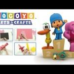 Pocoyo Arts & Crafts – Inauguration Torch   Pocoyo Games – Olympics 2016