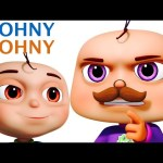 Johny Johny Yes Papa By Zool Babies | Johny Johny Collection | Nursery Rhymes For Children