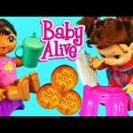 Baby Alive & Dora The Explorer Potty Training! Dora & Friends Toilet Doll & Baby Alive Gross Poop