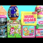 TOYS SURPRISE Baby Twozies MixieQ DC Comics Bombshells Unicornos Pony Shopkins Egg SLIME Num Noms 2