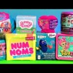 TOYS SURPRISE Yummy World Twozies Baby Dory Nemo Splashlings Shell Fashems Num Noms 2 POPs