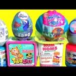 Girls TOYS SURPRISES Twozies Baby Dory Splashlings Shell Num Noms Lip Gloss Disney Frozen Anna Elsa