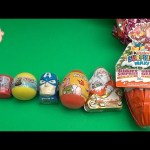 Surprise Eggs Learn Sizes from Smallest to Biggest! Opening Eggs with Toys, Candy and Fun! Part 26