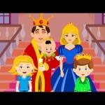 Finger Family Royal Family