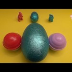 "Star Wars Kinder Surprise Egg Learn-A-Word! Spelling Words Starting With ""G""!  Lesson 2"