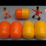 "Marvel Avengers Surprise Egg Learn-A-Word! Spelling Words Starting With ""G""!  Lesson 1"