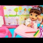 Baby Alive School Nenuco Pretend Play Student & Teacher Preschool & Learning Lucy DisneyCarToys
