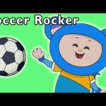 Eep Scores a Goal! | Soccer Rocker and More | Baby Songs from Mother Goose Club!